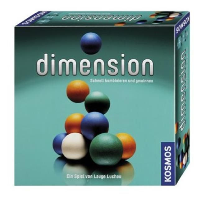 Kosmos 692209 Dimension Brettspiel Video Game Reviews Task
