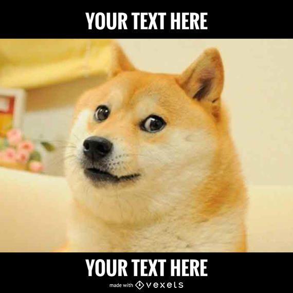 Dog Meme Generator Ad Aff Ad Generator Meme Dog In 2020 Dog Memes Doge Meme Doge Dog
