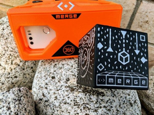 These Merge Cube games work best with a VR headset