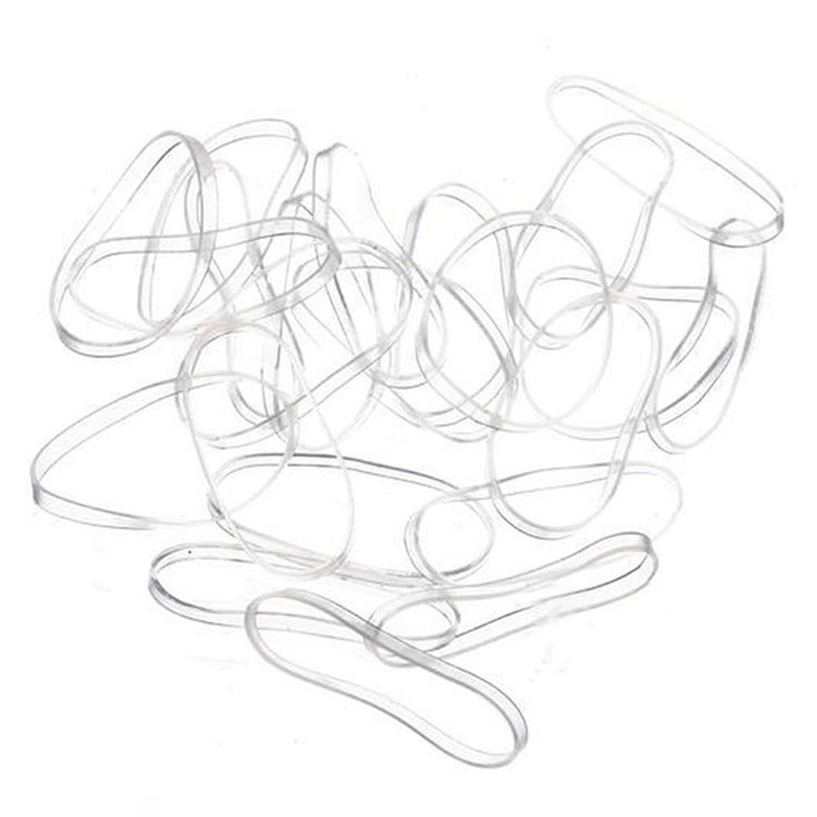 100pcs/pack Trendy Transparent Rubber Band Women Girls Elastic Hair Band Tie Rope Fashion Hair Accessories 0102 #>=#>=#>=#>=#> Click on the pin to check out discount price, color, size, shipping, etc. Save and like it!