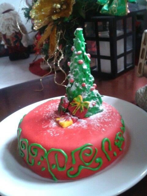 Choco torta con Maracuya