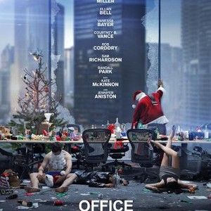 In OFFICE CHRISTMAS PARTY, when the CEO (Jennifer Aniston) tries to close her hard-partying brother's branch, he (T.J. Miller) and his Chief Technical Officer (Jason Bateman) must rally their co-workers and host an epic office Christmas party in an effort to impress a potential client and close a sale that will save their jobs. The latest comedy from directors Josh Gordon and Will Speck (BLADES OF GLORY) co-stars Kate McKinnon, Olivia Munn, Jillian Bell, Rob Corddry, Vanessa Bayer, Randall…