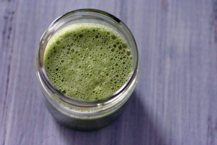 frullato verde - green smoothie