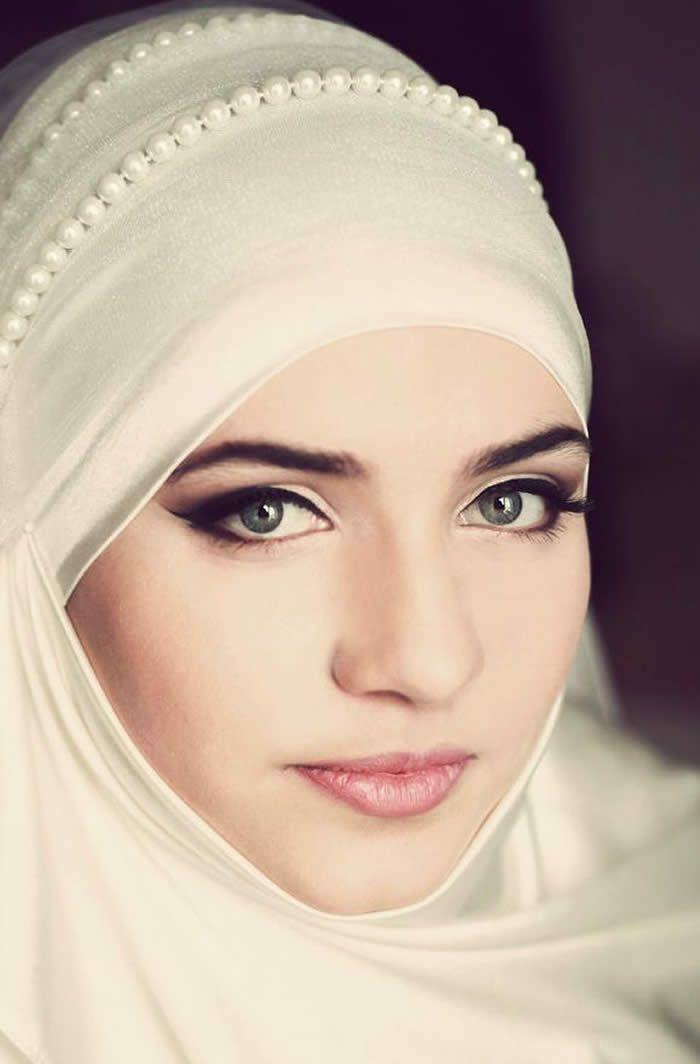 8 #Hijabi Brides So Serene You Cant Help But Say Mashallah