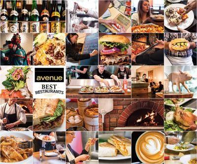 Edmonton's Best Restaurants 2014