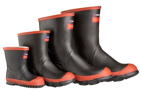 Red Band gumboot family