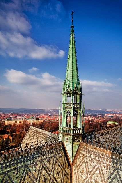 Prague, Czech Republic (This Place Is Beautiful, I Loved It)