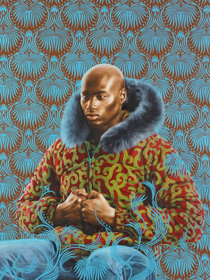 39 best Khinde Wiley images on Pinterest   Kehinde wiley, Artists ...