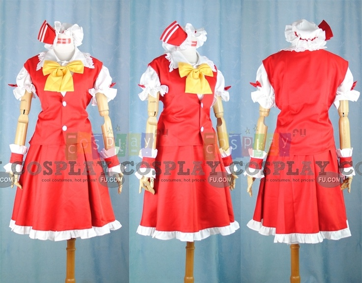 Flandre Scarlet costume