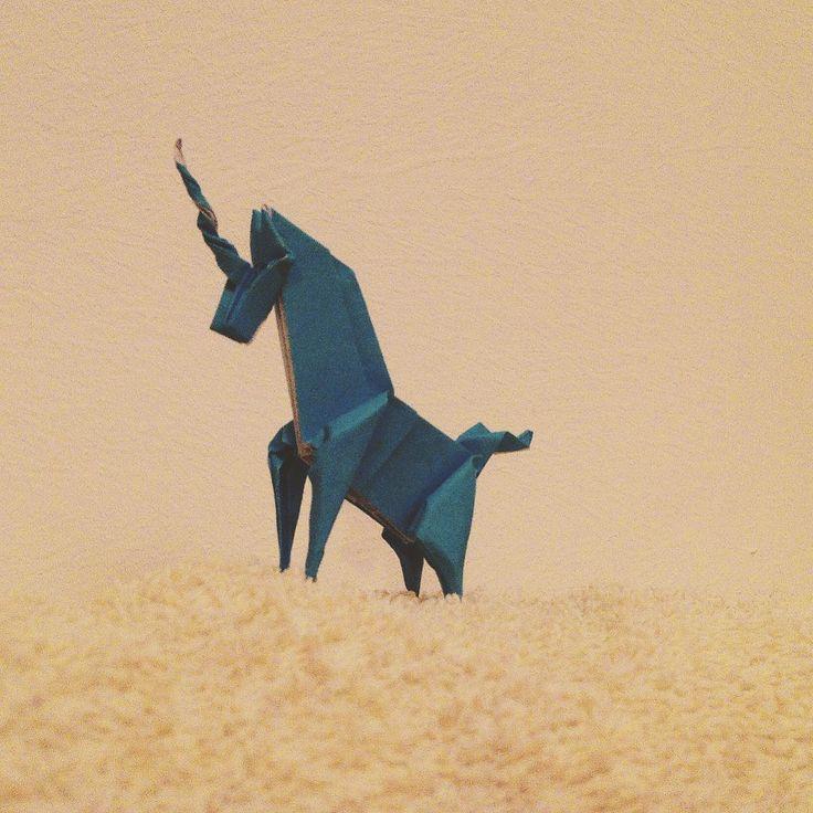 Sweet dreams  #unicorn #origami #paper #animals #dream #magic