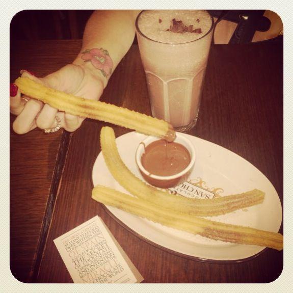 Churro's!! :) :)