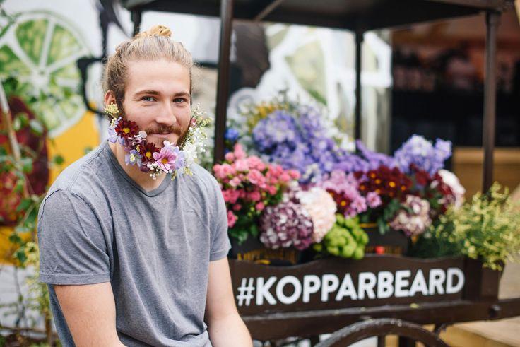 #kopparbeard at Urban Forest!