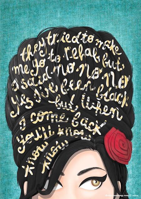 Rehab - Amy Winehouse..
