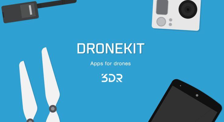 3D Robotics Launches DroneKit, Its API For Building Drone Apps   TechCrunch