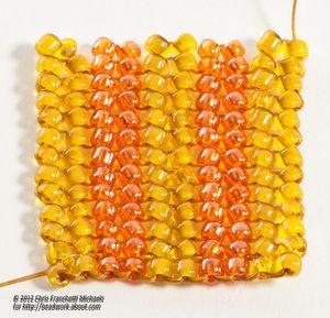 Образец законченного елочкой шов - образец законченного елочкой шов.