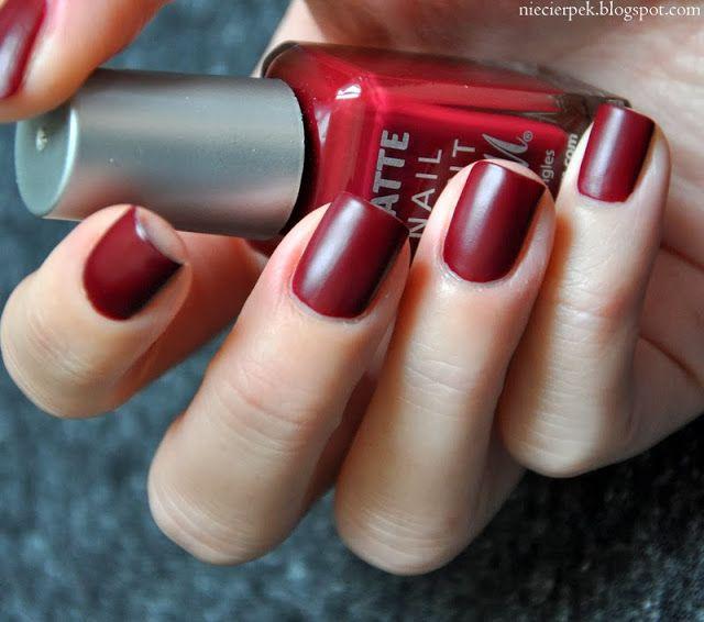 valentine stiletto nails