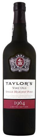 A Taylor's tem uma das maiores reservas de vinhos do Porto envelhecidos em casco, uma das maiores de entre os produtores durienses. Nelase inclui uma colecção de Colheitas raras. Estes vinhos do P...