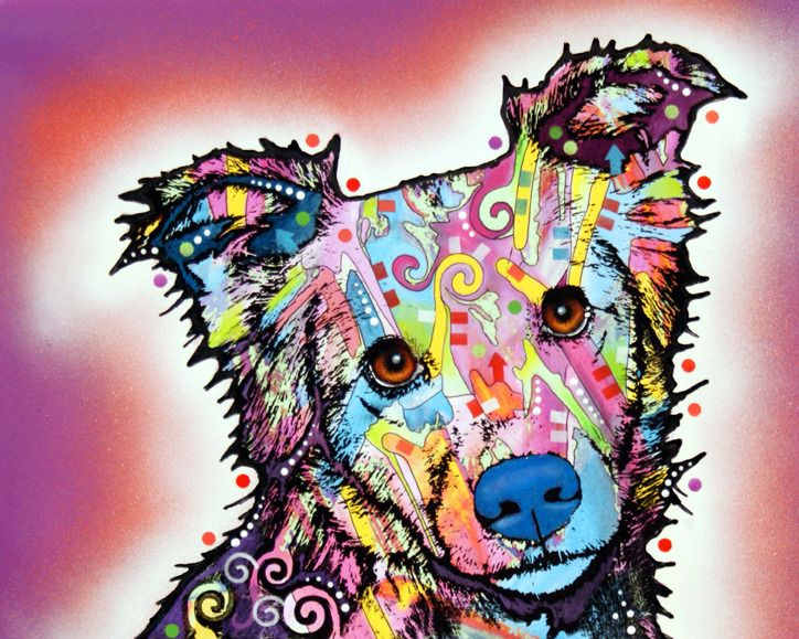 Connu 128 best Pop Art Animals images on Pinterest | Dog artwork, Pet  WI74