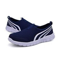 Ladies Shoes Breathable Walking Sports Fashion Running Sneakers - Light Weight & Comfortable