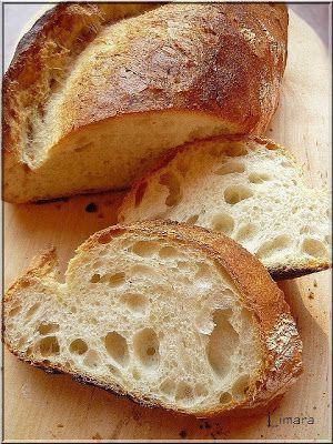 Limara péksége: Falusi írós kenyér