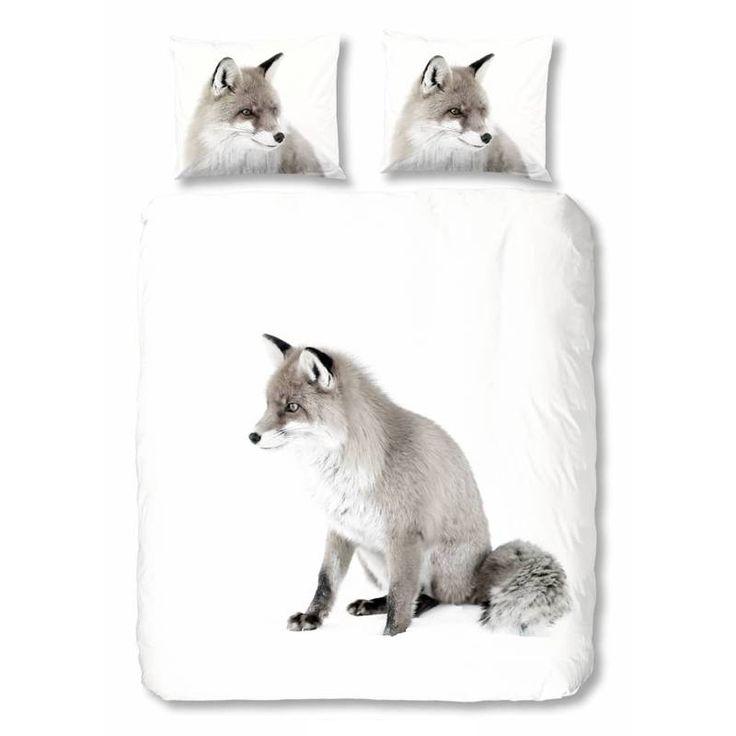 Home Style Dekbedovertrek 4870 Fox