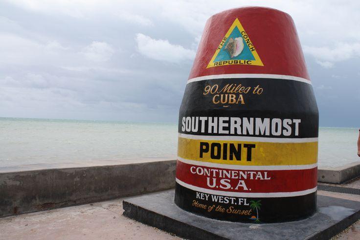 Key West, Florida Marker