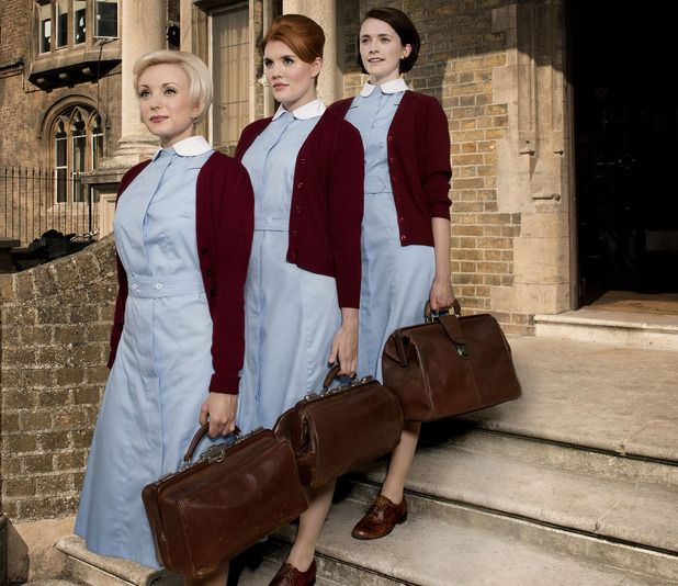 (CLICK THROUGH to see the video)  Watch Miranda Hart in the new Call the Midwife series 4 trailer: A trailer for the fourth series of Call the Midwife has been revealed.  A new character joins Nonnatus House and there's news of engagements and infidelity in the clip.