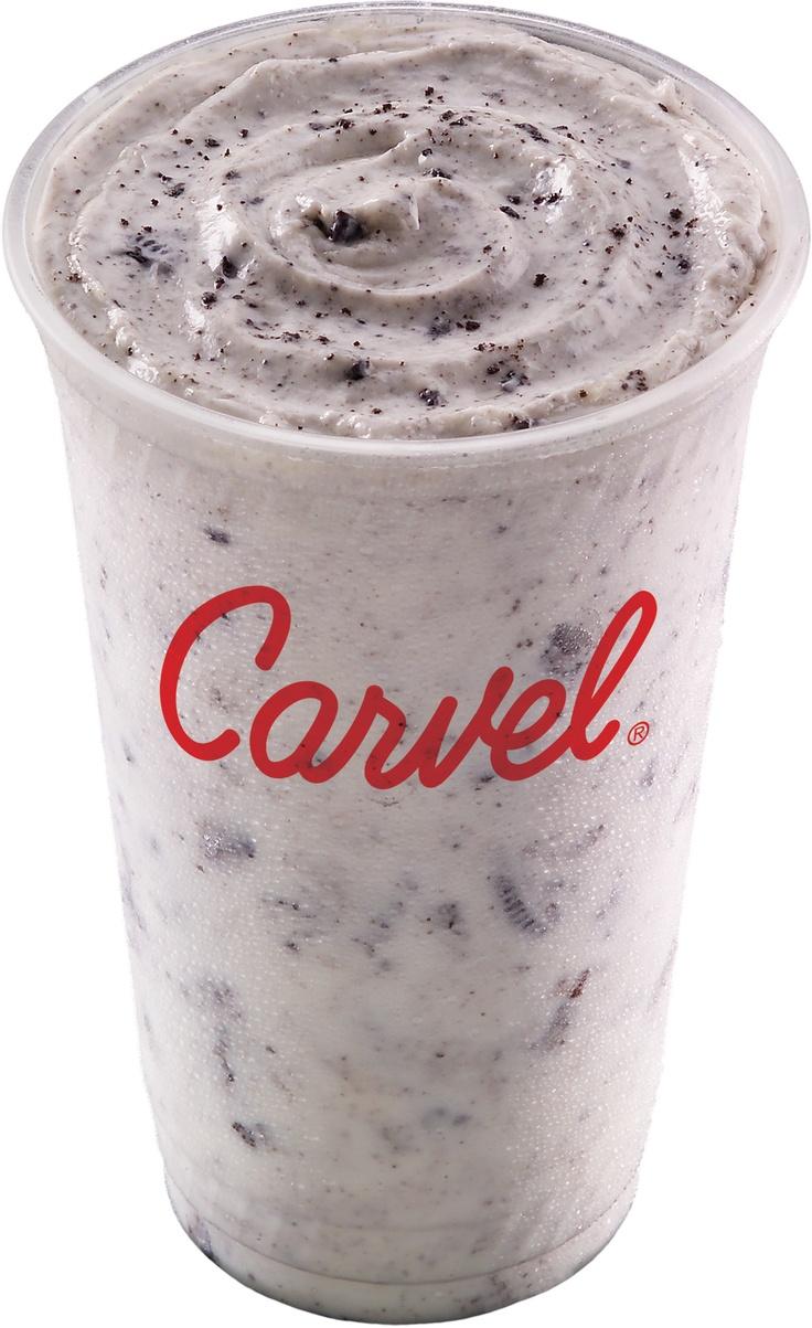 Cookie and cream carvelanche carvel carvel ice cream