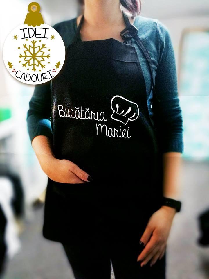 Sort personalizabil pentru mama sau prietena ta pasionata de bucatarie
