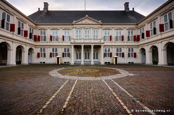 Paleis Noordeinde, Den Haag, Zuid Holland