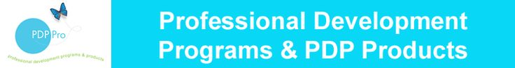 Professional Development Programs and Products (therapeutic)