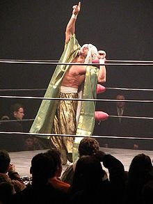 Sabu (wrestler) - Wikipedia, the free encyclopedia