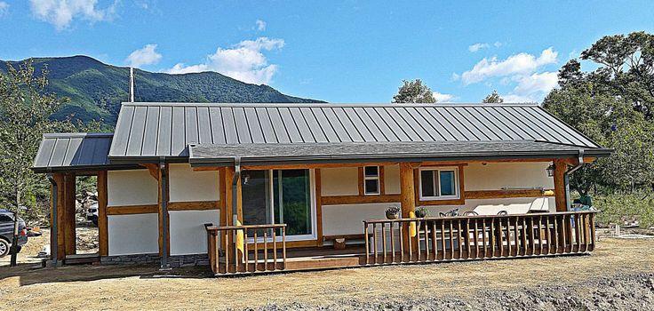 17 mejores ideas sobre planos de casas de madera en - Casitas pequenas de madera ...