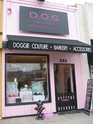 D.O.G Pet Boutique (Los Angeles)