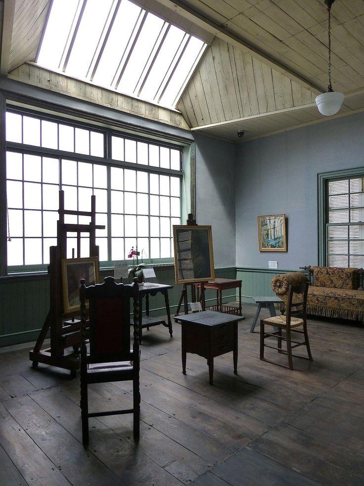 ideal studio space, ideal light