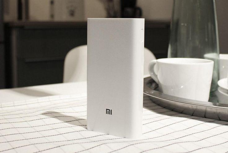 Original Xiaomi 20000mAh Polymer Power Bank 2 Dual USB Output with Quick Charge 3.0