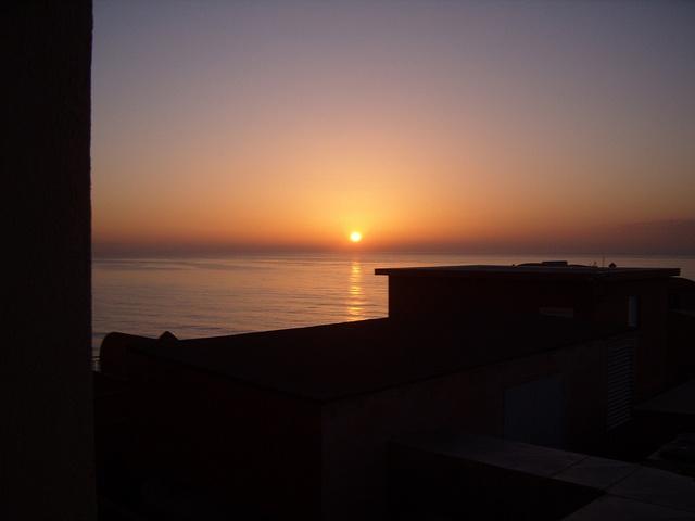 Sunrise at Sunset Beach Club by Sunset Beach Club, via Flickr