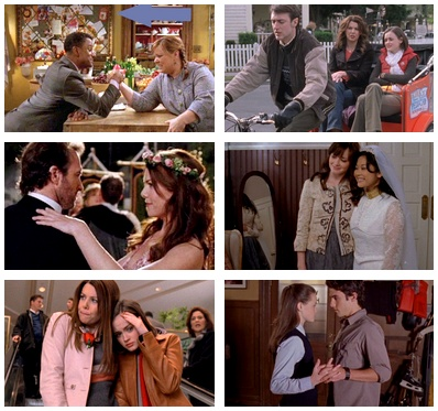 some awesome random gilmore girls