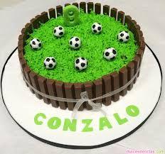 Resultado de imagen de cumpleaños de fútbol