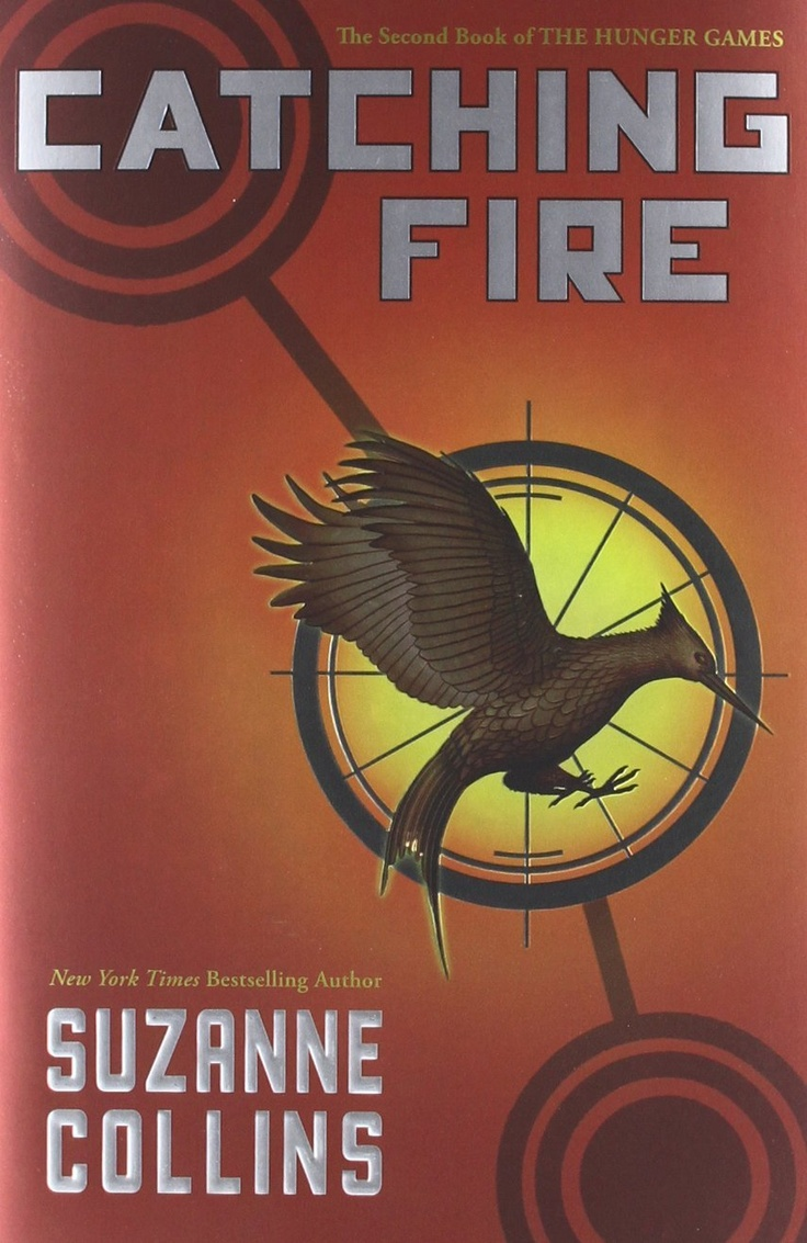 catching fire by suzanne collins essay Catching fire by suzanne collins the hunger games was my favorite novel of  2008 for me it had the perfect combination of a great heroine,.