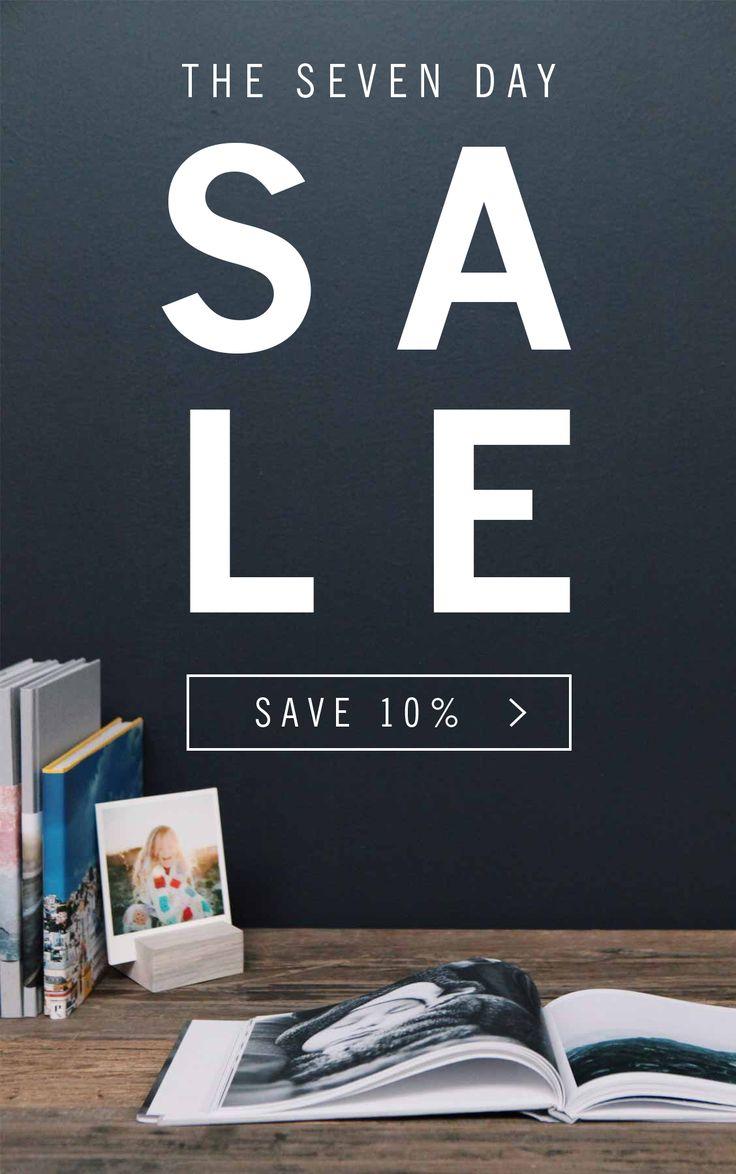 sale newsletter, email design