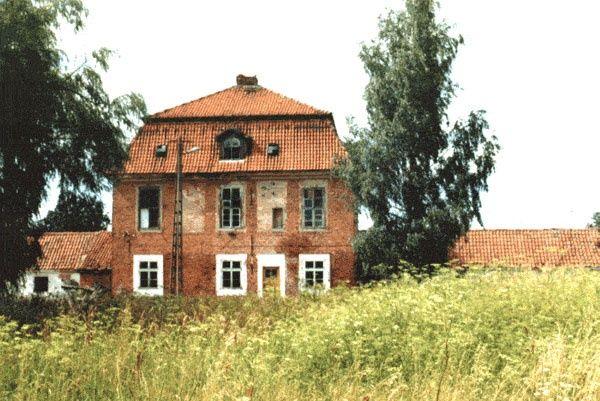 Weitere Gebäude in Schlobitten - Ostpreussen