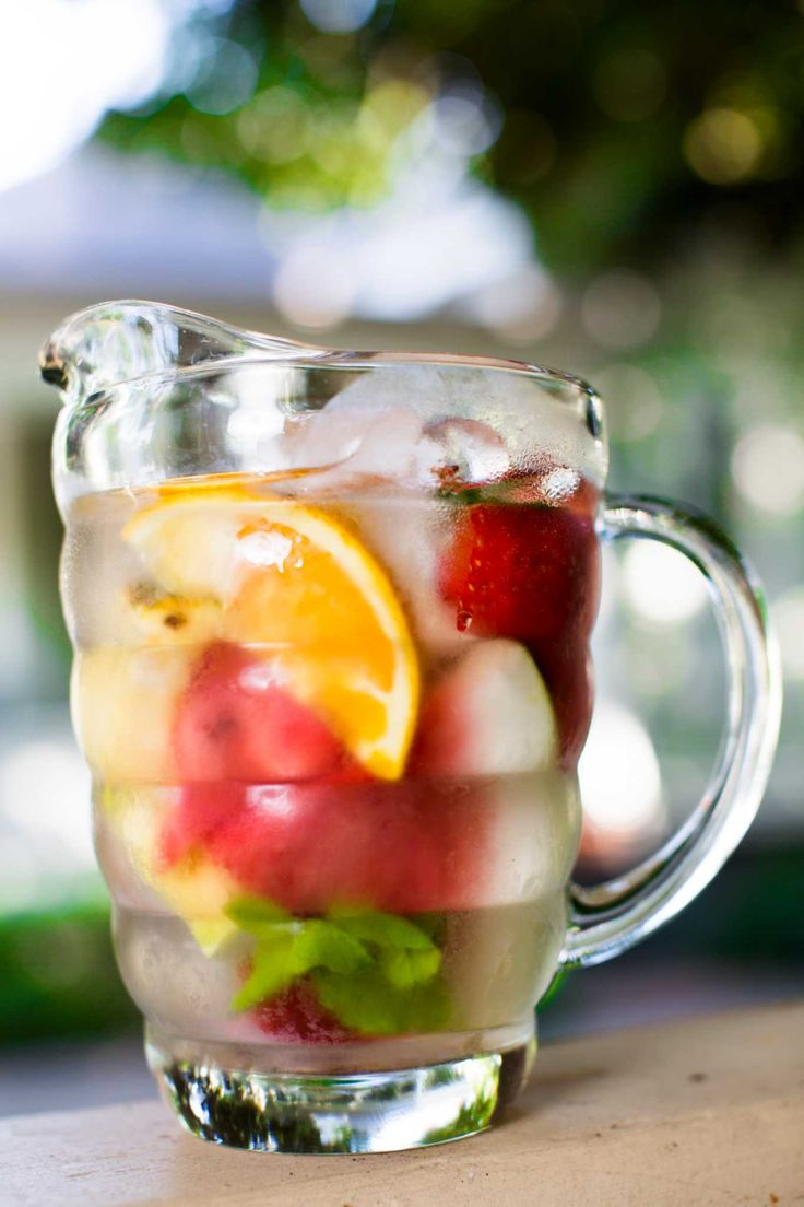 If you're trying to drink more water, infusing it with herbs, fruits and vegetables can make your good-health efforts better tasting too.