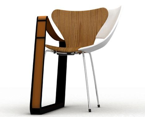 Post Modern Wood Furniture 152 best take à seat images on pinterest | armchairs, designer