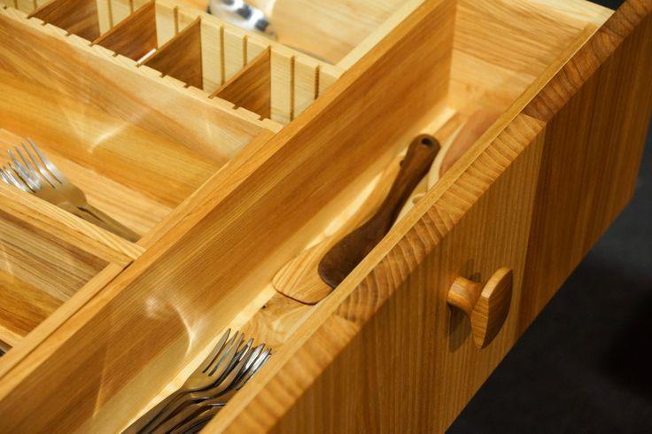 die besten 25 besteckschublade ideen auf pinterest. Black Bedroom Furniture Sets. Home Design Ideas