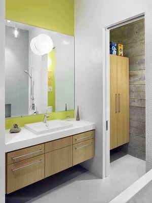 9 besten Toilet Bilder auf Pinterest   Badezimmer, Wohnungen und ...