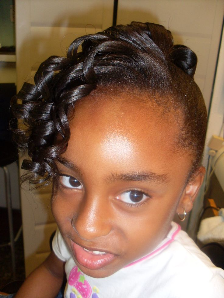 102 Best Images About Kids Hair On Pinterest Goddess