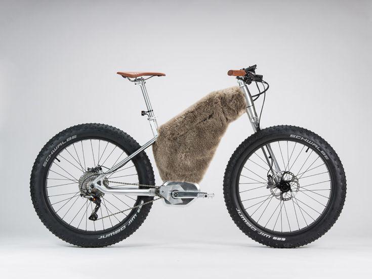 Starck and Moustache MASS electric fat bike