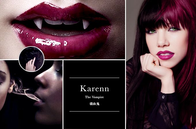 """Eldarya Aesthetic | Character : Karenn "" • Another Aesthetics : Guards | Miiko | Ykhar | Eweleïn | Alajéa | Original Characters"