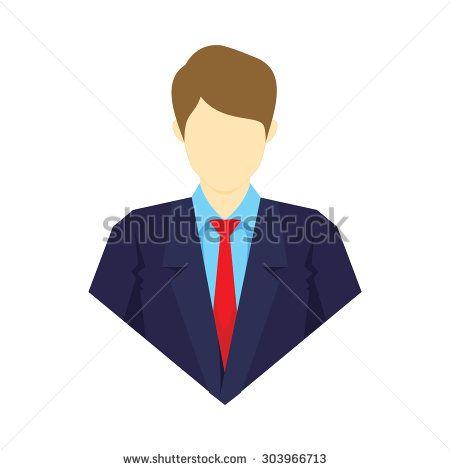 vector illustration of employee